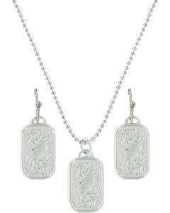 Montana Silversmiths Mini Token Jewelry Set, , hi-res