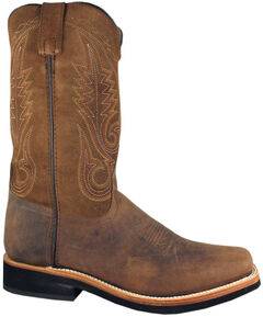Smoky Mountain Men's Boonville Cowboy Boots - Square Toe, , hi-res