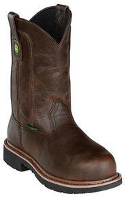 John Deere Steel Toe Boots - Sheplers