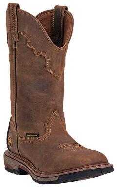 Dan Post Blayde Waterproof Wellington Work Boots - Square Toe, , hi-res