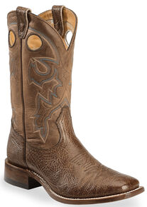 Boulet Cowboy Boots for Men - Sheplers