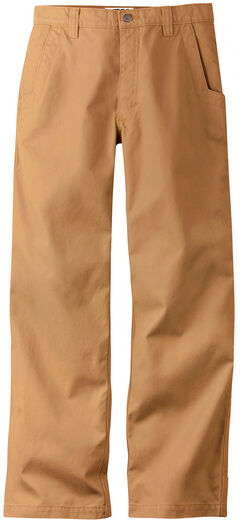 Mountain Khakis Men's Brown Original Relaxed Fit Pants, , hi-res