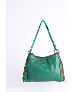 STS Ranchwear Jade Maggie Mae Handbag , Light/pastel Green, hi-res