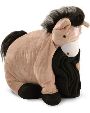 Horse Blanket Buddy, Brown, hi-res