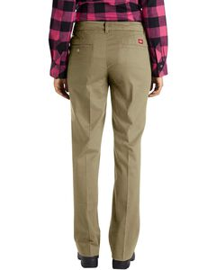 Dickies Women's Relaxed Stretch Twill Pants, , hi-res