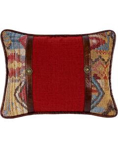 HiEnd Accents Ruidoso Oblong Concho Throw Pillow, , hi-res