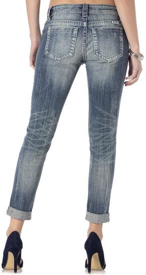 Miss Me Women's Fresh & Clean Skinny Jeans, Indigo, hi-res