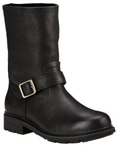 Ariat Men's Black Stonewall Ranch Boots - Round Toe , , hi-res