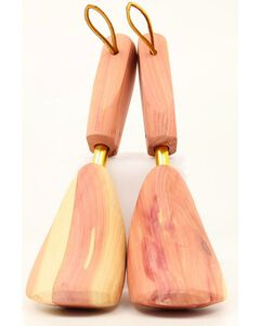 Cedar Boot Trees - Square Toe, , hi-res