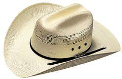 PBR Kids' Bangora Straw Cowboy Hat, , hi-res