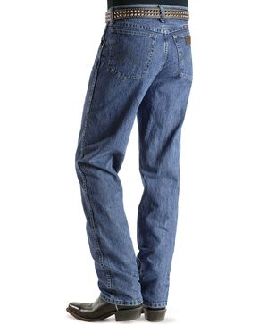 "Wrangler Jeans - 26 PBR Relaxed Fit in 38"" Tall Inseam, Auth Stone, hi-res"