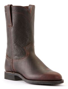 Frye Men's Roper 10R Boots - Round Toe, , hi-res