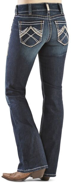 Ariat Real Denim Whipstitched Jeans, , hi-res