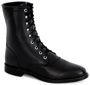 Justin Original Lacer Boots, Black, hi-res
