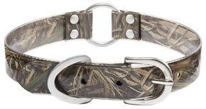 "Browning Realtree Max-5 Camo Performance Dog Collar - Medium 14 - 20"", Camouflage, hi-res"