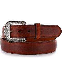 """3D Men's 1 1/2"""" Basic Western Belt, , hi-res"""
