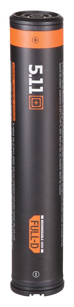 5.11 Tactical TPT R7 NIMH Full D Rechargeable Battery, Black, hi-res