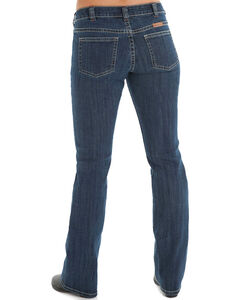 Cowgirl Tuff Women's Medium Wash Boot Cut Jeans, , hi-res