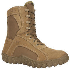 Rocky S2V Gore-Tex Waterproof Insulated Military Duty Boots - Round Toe, , hi-res