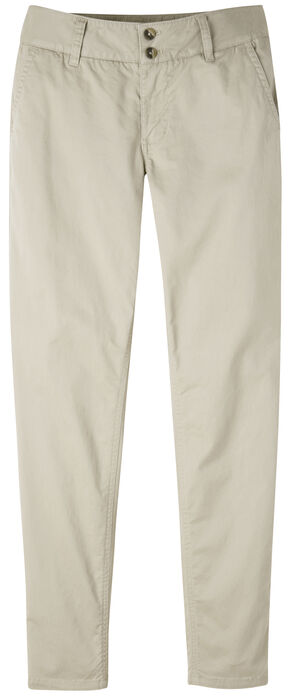 Mountain Khakis Women's Sadie Skinny Chino Pants - Petite, Slate, hi-res