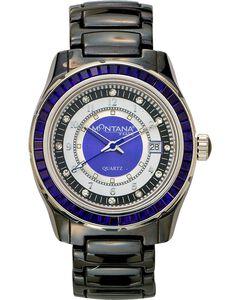 Montana Silversmiths Ceramic & Blue Stone Watch, , hi-res