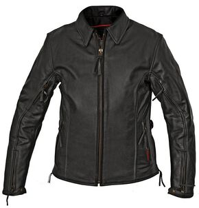 Milwaukee Motorcycle Classic Style Jacket - XL, Black, hi-res