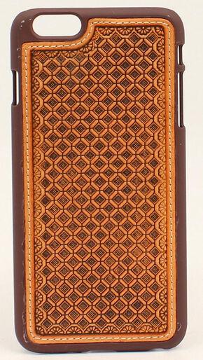 Basket Weave iPhone 6 Plus Case, Natural, hi-res