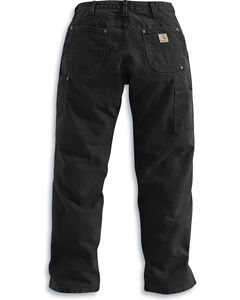 Carhartt Double Front Work Dungaree Pants, , hi-res