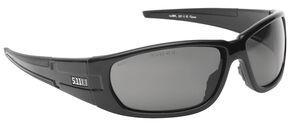 5.11 Tactical Climb Polarized Eyewear, Black, hi-res