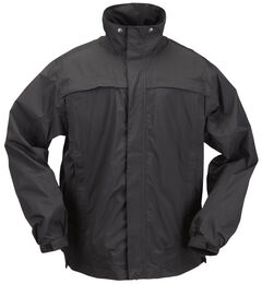 5.11 Tactical Men's TacDry Rain Shell - 3XL, , hi-res