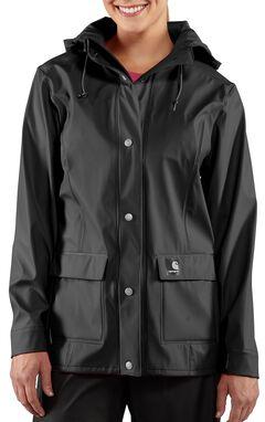 Carhartt Waterproof Black Medford Jacket, , hi-res