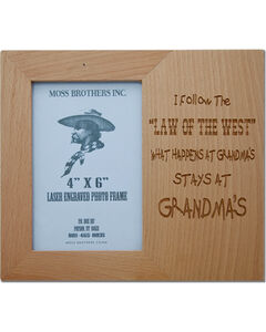 Moss Brothers I Follow... Picture Frame, , hi-res