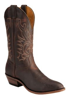 Boulet Copper Cowboy Boots - Medium Toe, , hi-res