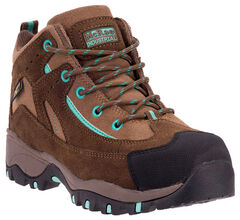 McRae Women's Poron XRD Met Guard Hiker Boots - Composite Toe, , hi-res
