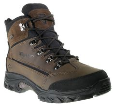 Wolverine Spencer Waterproof Lace-Up Hiking Boots - Round Toe, , hi-res