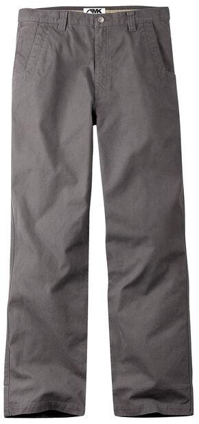 Mountain Khakis Original Mountain Pants - Relaxed Fit, Grey, hi-res