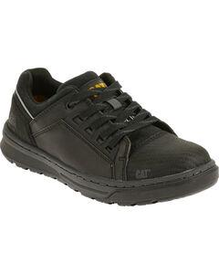 Caterpillar Women's Concave Work Shoes - Steel Toe , , hi-res