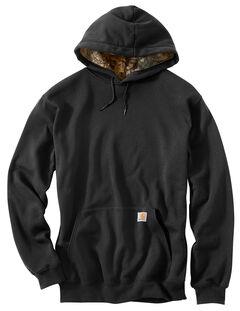 Carhartt Men's Houghton Midweight Hooded Sweatshirt, , hi-res