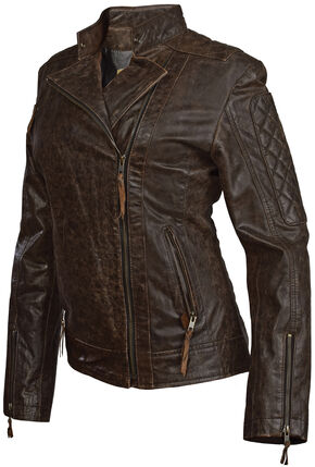 STS Ranchwear Women's Lucy Jacket - Plus, Distressed, hi-res
