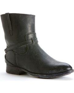Frye Women's Lindsay Plate Short Boots - Round Toe, , hi-res