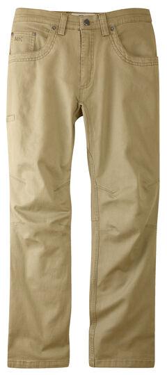 Mountain Khakis Men's Tan Camber 105 Classic Fit Pants , , hi-res