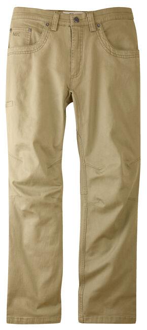 Mountain Khakis Men's Tan Camber 105 Classic Fit Pants , Tan, hi-res