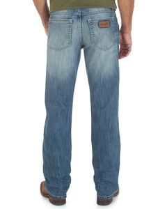 Wrangler Retro 77 Slim Fit Jeans - Sand Springs - Tall, , hi-res