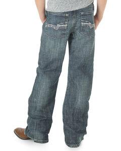 Wrangler Boys' (1t - 7) Indigo 20X NO. 42 Vintage Jeans - Boot Cut , Indigo, hi-res