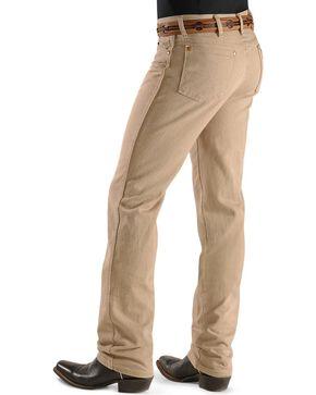 "Wrangler Jeans - 13MWZ Original Fit Prewashed Colors - Big 44"" to 52"" Waist, Tan, hi-res"