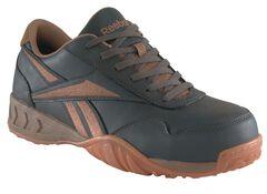 Reebok Men's Bema Work Shoes - Composition Toe, , hi-res