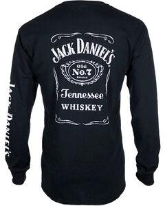 Jack Daniel's Old No.& Long Sleeve Shirt , , hi-res