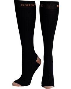 Ariat Women's Tall Boot Socks, , hi-res