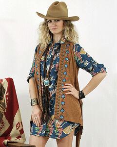 Tasha Polizzi Women's Karman Vest, , hi-res