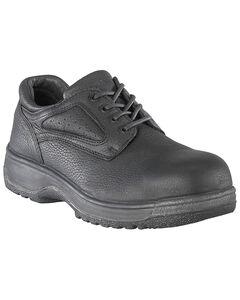 Florsheim Men's Fiesta Oxford Work Shoes - Composite Toe, , hi-res